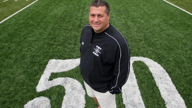 From 2010: Jim Grasso is the executive director of the new Big North Conference.