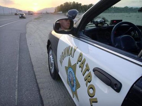 California Highway Patrol.