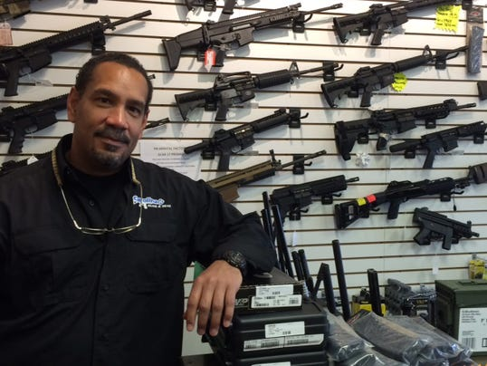 What do i need to buy a Semi-Automatic Rifle in California?