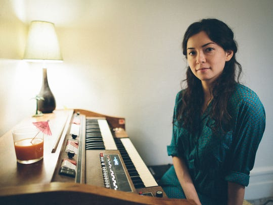 Brooklyn musician Renata Zeiguer headlines a show tonight