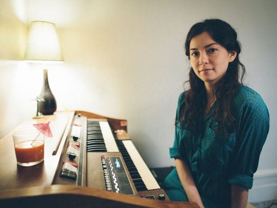 Brooklyn musician Renata Zeiguer headlines a show tonight at Radio Bean.