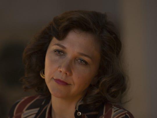 Maggie Gyllenhaal as Candy on 'The Deuce.'