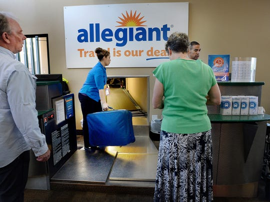 St. George is the latest Utah city to be served by Allegiant Air. It flies out of small airports in Provo and Ogden as well.