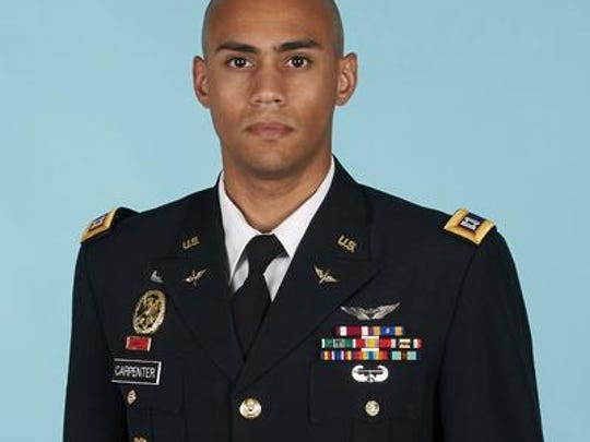 Army Capt. Clayton Carpenter