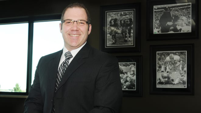 Kevin Ralofsky, CitizensFirst Credit Union CEO.