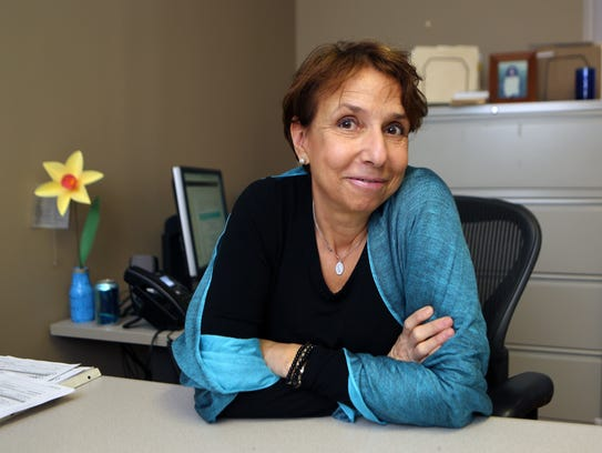 Graciela Heymann, the executive director of the Westchester