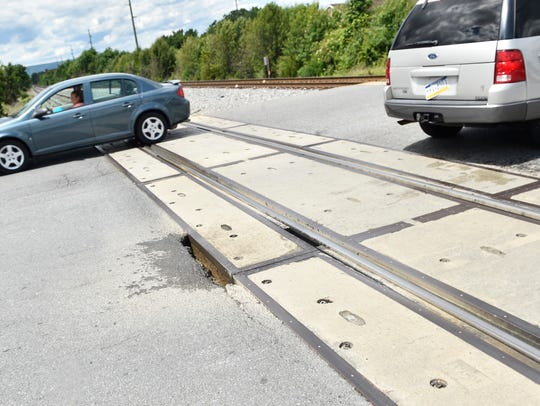 Orchard Drive will be closed for repairs at the CSX