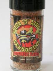 Sting 'n' Linger Seasoning - Southwest Flavor