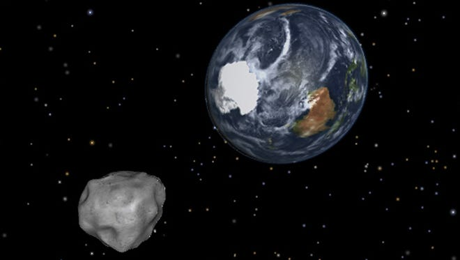 Earth to asteroid: Bring it on!