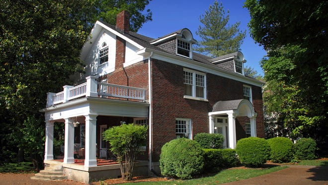 The site of the Main Street Summer Party on July 28 is the home of Jonathan Harmon at 746 E. Main St.