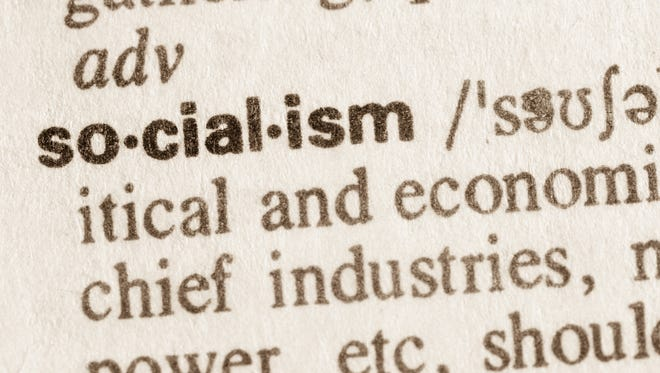 Definition of word socialism in dictionary