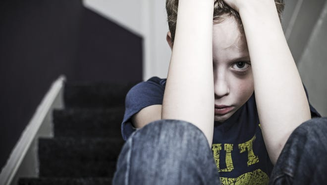 Ohio could be the first state to declare an emergency on childhood trauma.