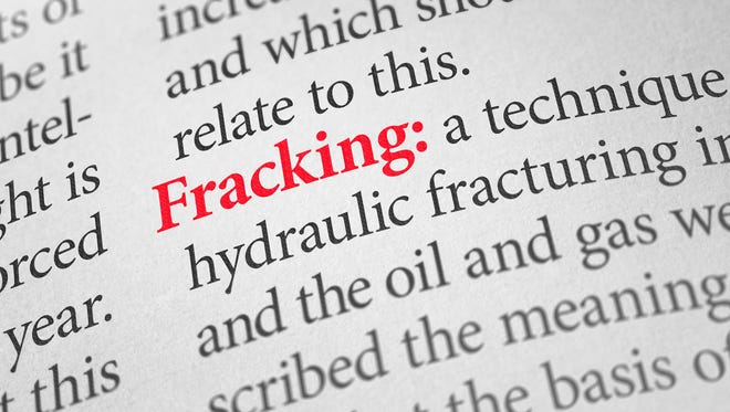 Definition of the word fracking in a dictionary.