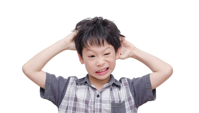Kids tend to be more susceptible to lice because of the nature of how they play.
