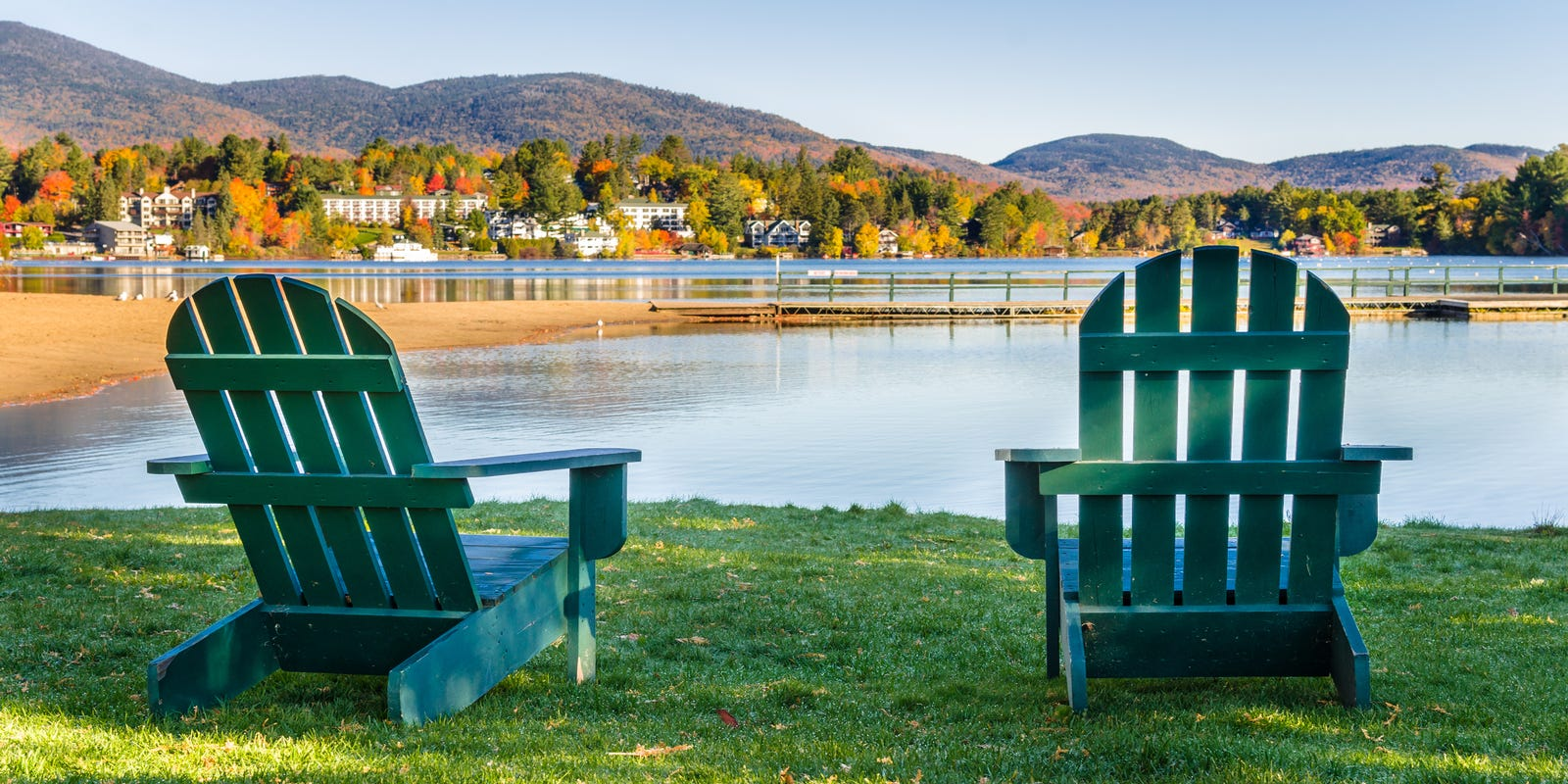 The 10 best lake towns in North America