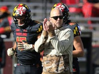 More angst at Maryland: QB Hill out for season with torn ACL