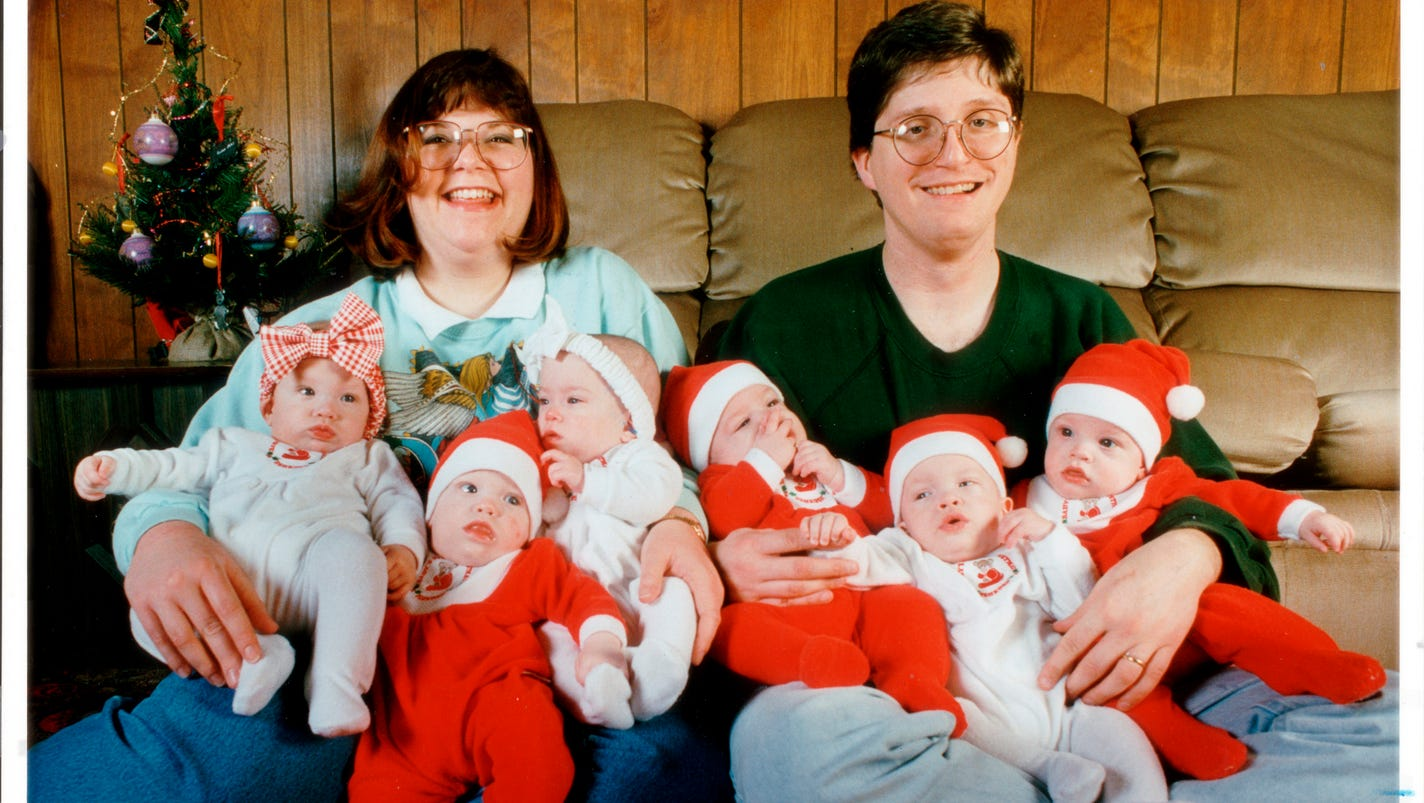 RetroIndy: The Dilley Sextuplets