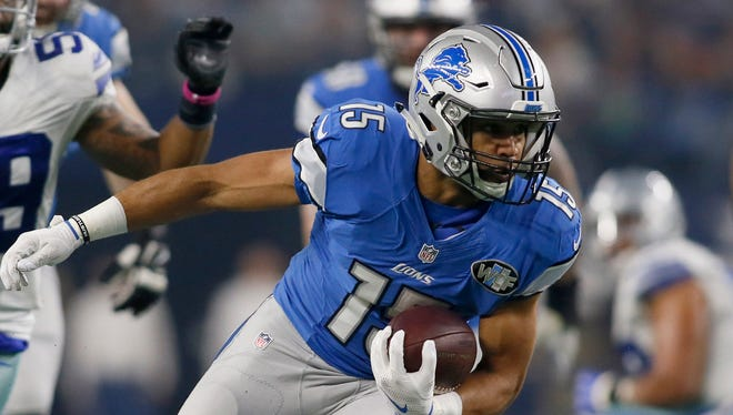 28. Golden Tate – WR – Lions