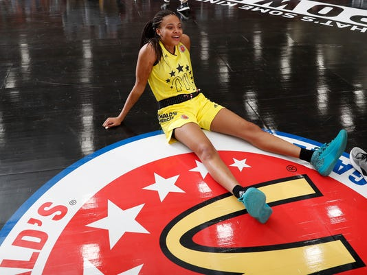 High School Basketball: McDonalds High School All American Powerade Jamfest