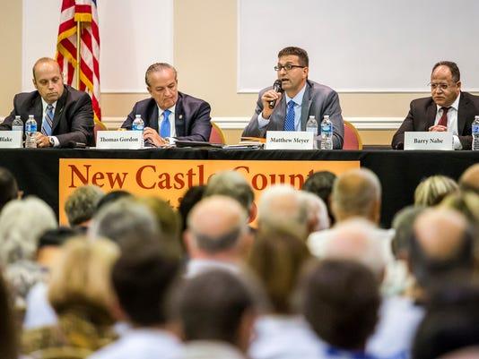 County Executive Debate