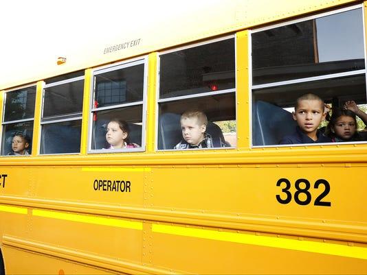 ELM 0330 SCHOOL BUS