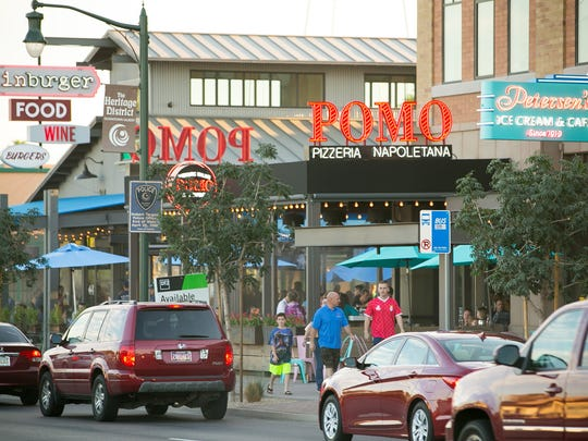 Gilbert increased tourism spending by about $100,000