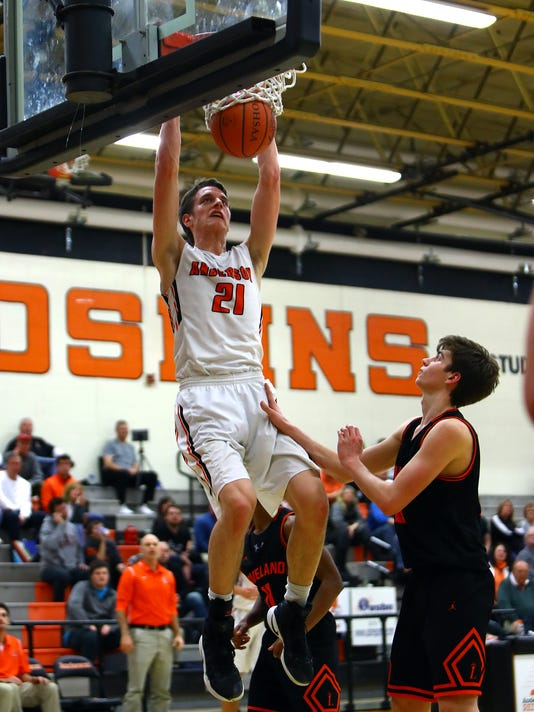 Loveland at Anderson Boys Basketball