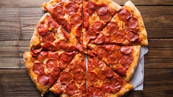 Pizza Hut has been fighting for a bigger slice of the pie in the U.S.