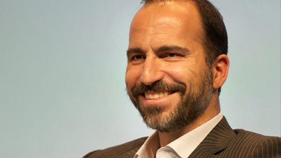 CEO Dara Khosrowshahi has brought Uber back to basics, refocusing on delivering profitable ride-hailing.