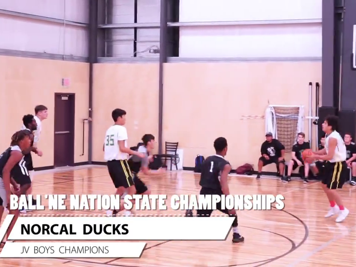 A handful of Redding-area boys helped the Norcal Ducks