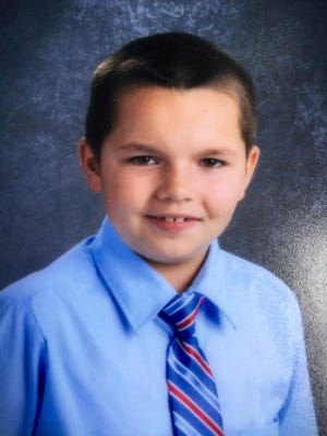 Wyatt Morris was reported missing from his West Des Moines home Saturday morning.