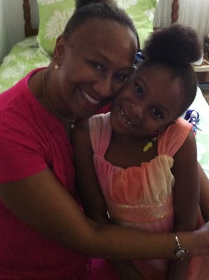 Cassandra Floyd and her niece, Joy, are the next generation.
