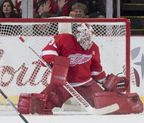 Wings will lose one player in the Vegas expansion ...