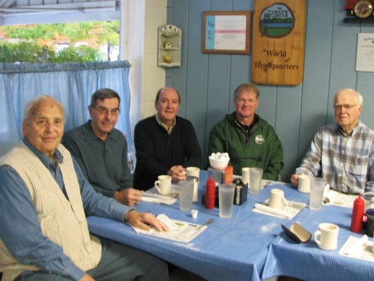 A group of community members met weekly from 1989 to