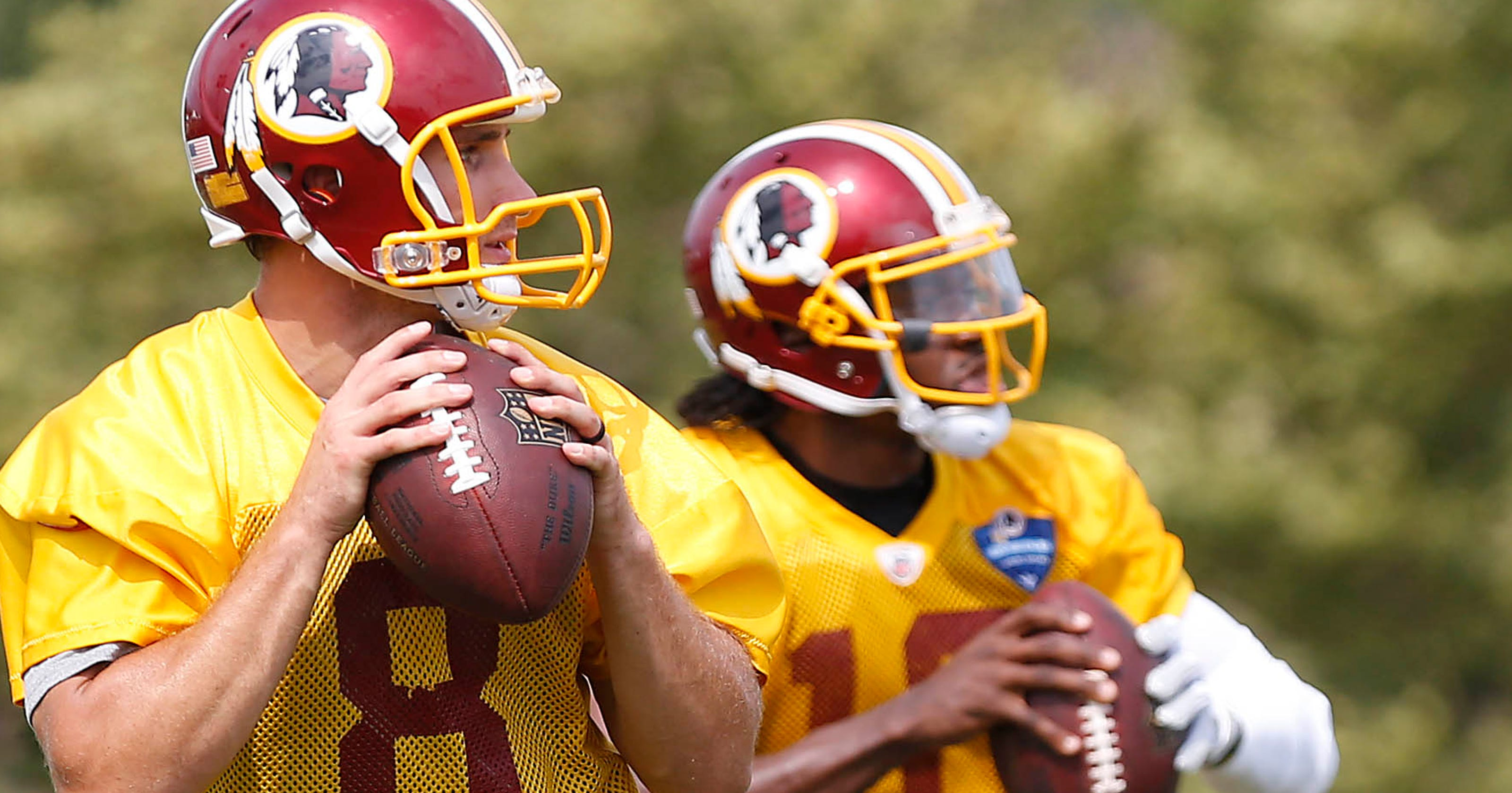 Redskins have quite a quarterback dilemma in wake of latest injury to  Robert Griffin III 034d5fc2e