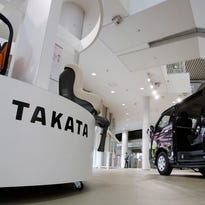 Takata, maker of air bags, is under fire for defective products