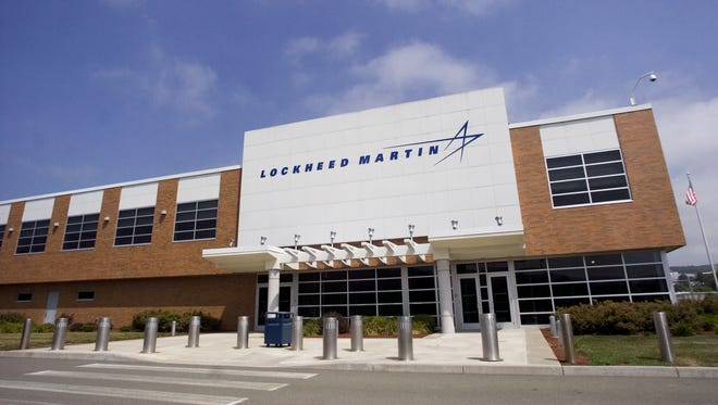 Lockheed Martin Corp.'s facility in Owego.