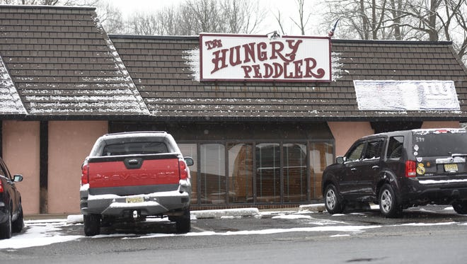 The Hungry Peddler on Knickerbocker Road  has closed.
