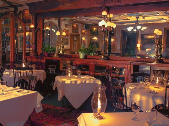 Courier News Dining Guide Anton's at the Swan