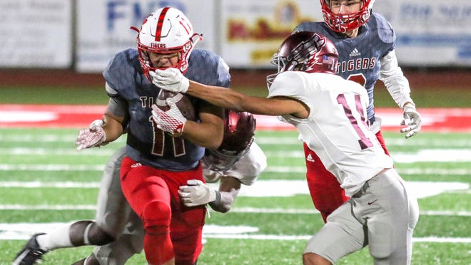 The Glen Rose Tigers have been picked to win the District 5-4A Division II football title in 2020 by Dave Campbell's Texas Football magazine.