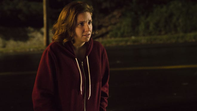 Hannah (Lena Dunham) comes face to face with what it means to be an adult in the series finale of HBO's 'Girls.'