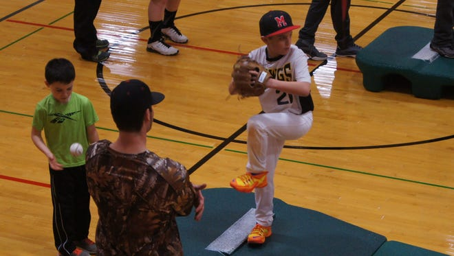 Young baseball players will have the opportunity to hone their skills at the Mansfield Winter Baseball Camp from Dec. 27 to Jan. 2.