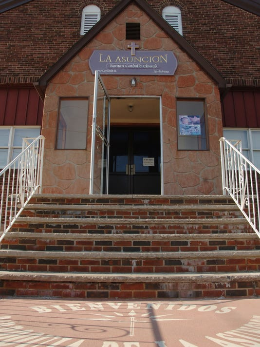 Perth Amboy Church La Asuncion
