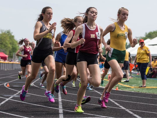 NJSIAA Central Groups I and IV Track and Field Championships