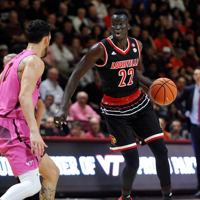 Louisville's win at Virginia Tech 'a relief' that boosts NCAA Tournament hopes
