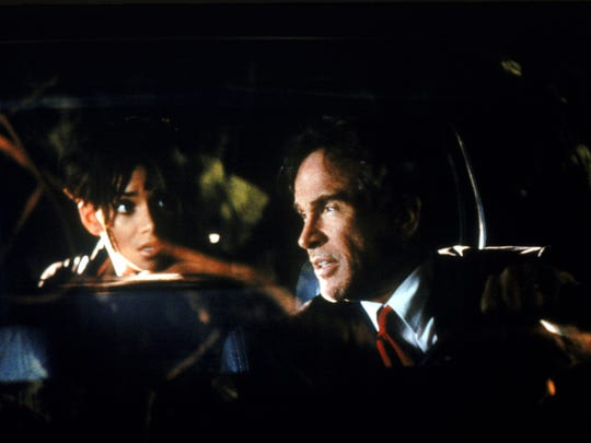 Warren Beatty and Halle Berry in 'Bulworth.'