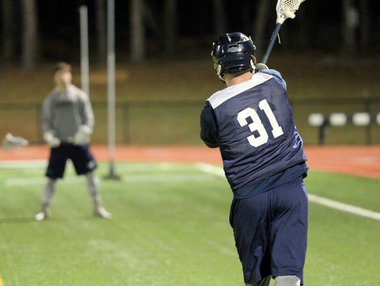 Montreat College's lacrosse team has a roster that