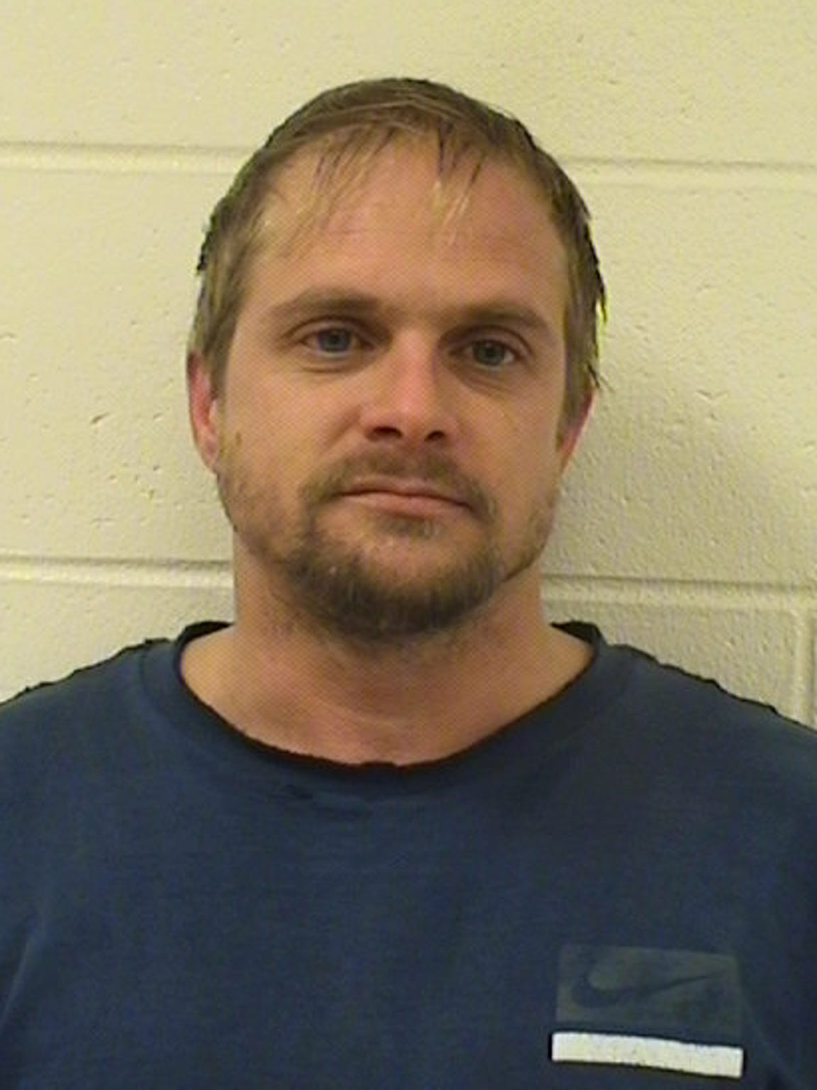 Mugshot of Bryan S. Kaseno from his fifth OWI.