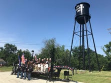Doyel: Facelift for iconic water tower a reminder of what Milan Miracle means