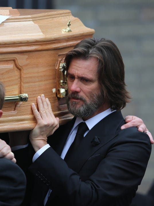 Jim Carrey's ex Cathriona White's suicide note revealed ...